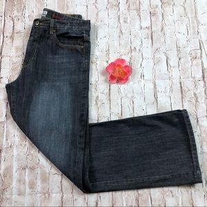 Urban Pipeline Jeans Adjustable Waist Boot Cut